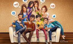 A influência das mídias sociais na formação da identidade de crianças e adolescentes